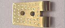 Notched Belt Plate III